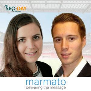 marmato Speaker beim SEO-Day 2020 zum Thema FAQPage-Auszeichnung.
