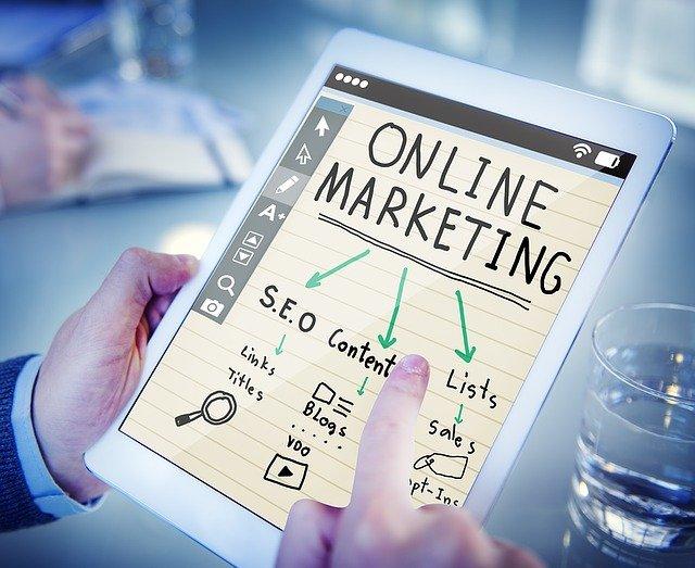 Online Marketing im B2B und B2C Bereich.