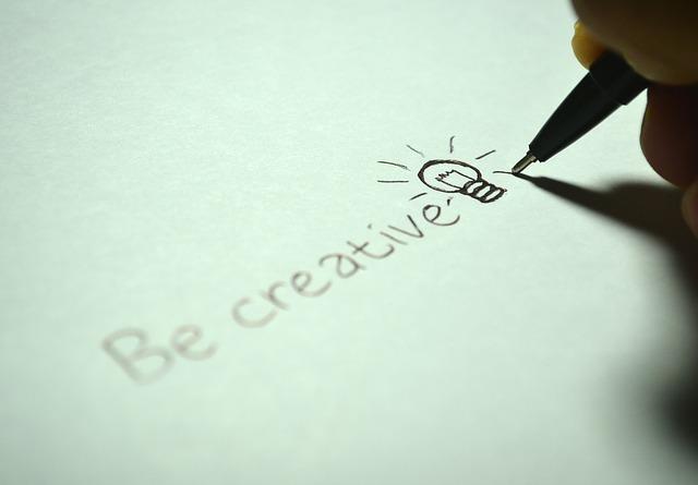 Auch SEO-Texte sollen kreativ geschrieben sein.
