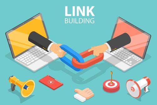 Linkbuilding für mehr Sichtbarkeit bei Google.