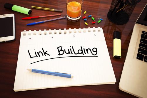 Off-Page SEO Maßnahme Linkbuilding.