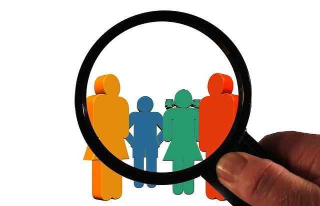 Im B2B Online Marketing ist die richtige Zielgruppenansprache wichtig.
