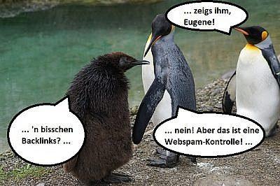 Das Pinguin-Update hat das Spamverhalten bei der Suchmaschinenoptimierung eingedämmt.