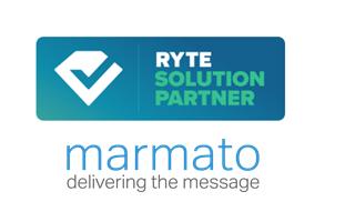 Ryte und marmato in Kooperation.
