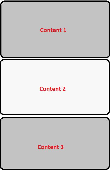 Die Content-Struktur ist wichtig für den Erfolg einer One Page Website!