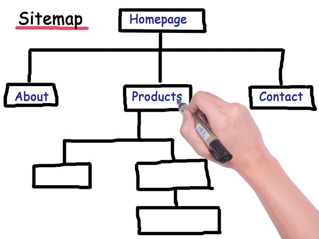 Mit einer gut strukturierten Sitemap machen Sie der Suchmaschine das Crawlen leichter.
